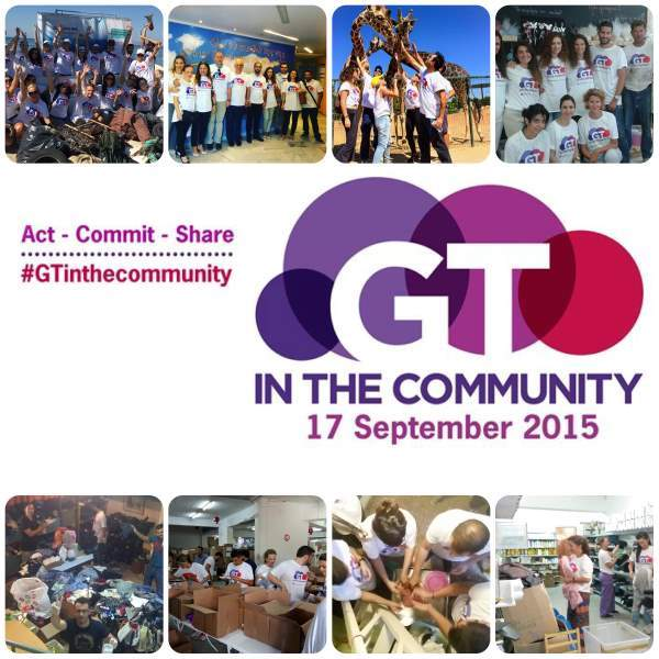 GT in the community 2015